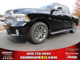 2014 Black Ram 1500 Laramie Limited Crew Cab #87057185