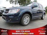2014 Fathom Blue Pearl Dodge Journey SXT #87057170