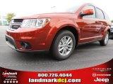 2014 Copper Pearl Dodge Journey SXT #87057169