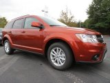 Copper Pearl Dodge Journey in 2014