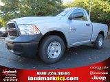 2014 Bright Silver Metallic Ram 1500 Tradesman Regular Cab #87057149