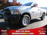 2014 Bright Silver Metallic Ram 1500 Tradesman Regular Cab #87057148
