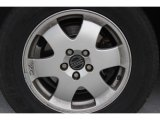 Volvo V70 2001 Wheels and Tires