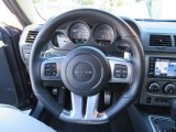 2012 Dodge Challenger SRT8 392 Steering Wheel