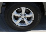Mazda Tribute 2005 Wheels and Tires