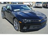 2014 Black Chevrolet Camaro SS/RS Coupe #87057919