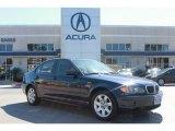 2003 Orient Blue Metallic BMW 3 Series 325i Sedan #87056707