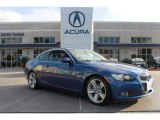2008 Montego Blue Metallic BMW 3 Series 335i Coupe #87056706