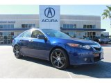 2009 Vortex Blue Pearl Acura TSX Sedan #87056704