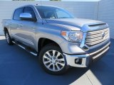 2014 Silver Sky Metallic Toyota Tundra Limited Crewmax #87057441