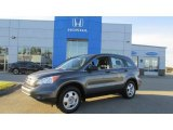 2011 Polished Metal Metallic Honda CR-V LX 4WD #87057907