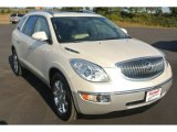 2009 White Diamond Tricoat Buick Enclave CXL AWD #87057886