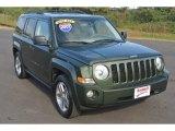 2007 Jeep Green Metallic Jeep Patriot Sport 4x4 #87057882