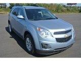 2014 Silver Topaz Metallic Chevrolet Equinox LT #87057878