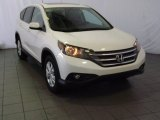 2014 White Diamond Pearl Honda CR-V EX #87056664