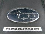 Subaru Outback 2006 Badges and Logos