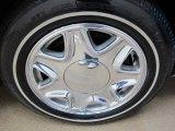 Cadillac Eldorado 2002 Wheels and Tires