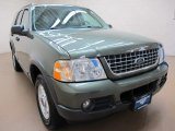 2003 Aspen Green Metallic Ford Explorer XLT 4x4 #87056644
