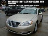 2014 Cashmere Pearl Chrysler 200 Touring Sedan #87182617