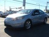 2013 Blue Topaz Metallic Chevrolet Volt  #87182526