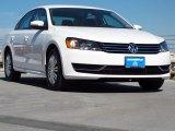 2014 Candy White Volkswagen Passat 2.5L S #87182910