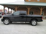 2004 Black Dodge Ram 1500 ST Quad Cab 4x4 #87182980