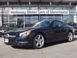 2014 Lunar Blue Metallic Mercedes-Benz SL 550 Roadster #87182739