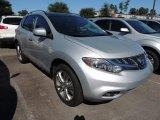 2011 Brilliant Silver Nissan Murano LE AWD #87182730
