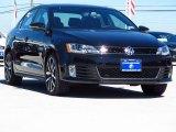 2014 Deep Black Pearl Metallic Volkswagen Jetta GLI Autobahn #87182883