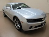 2010 Silver Ice Metallic Chevrolet Camaro LT/RS Coupe #87182419