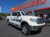 2012 Super White Toyota Tundra Texas Edition CrewMax 4x4 #87182483