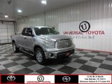 2012 Silver Sky Metallic Toyota Tundra Texas Edition Double Cab #87182479