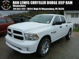 2014 Bright White Ram 1500 Tradesman Crew Cab 4x4 #87182640