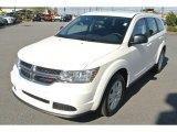 2014 White Dodge Journey Amercian Value Package #87182857