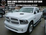 2014 Bright White Ram 1500 Sport Crew Cab 4x4 #87182631