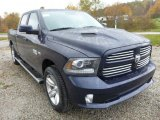 2014 Ram 1500 True Blue Pearl Coat