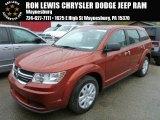 2014 Copper Pearl Dodge Journey Amercian Value Package #87182621