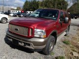 2004 Ford Excursion Eddie Bauer 4x4 Data, Info and Specs