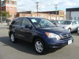 2011 Royal Blue Pearl Honda CR-V EX-L 4WD #87225406