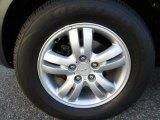 Hyundai Tucson 2005 Wheels and Tires