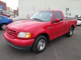 2001 Ford F150 XL Regular Cab Data, Info and Specs