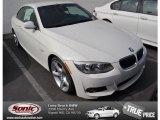2013 Alpine White BMW 3 Series 335i Convertible #87225111
