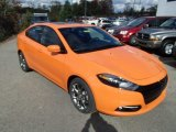 Dodge Dart Colors