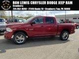 2014 Deep Cherry Red Crystal Pearl Ram 1500 Express Crew Cab 4x4 #87224908