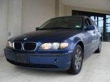 2003 Mystic Blue Metallic BMW 3 Series 325xi Sedan #8720451