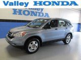 2011 Glacier Blue Metallic Honda CR-V LX 4WD #87224789