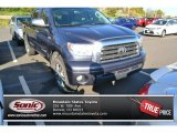 2007 Slate Metallic Toyota Tundra Limited CrewMax 4x4 #87224700