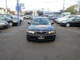 2004 Orient Blue Metallic BMW 3 Series 325i Sedan #87225275