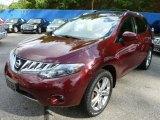 2009 Merlot Metallic Nissan Murano LE AWD #87225269