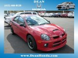 2003 Flame Red Dodge Neon SRT-4 #87225268